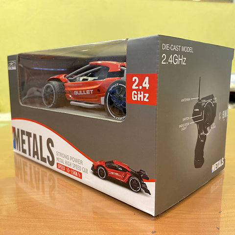 Image of RC Metal 2.4G Fast Speed Racing Car