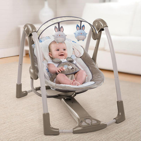 Ingenuity Newborn Baby Electric Swing