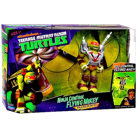 Hasbro Teenage Mutant Ninja Turtles - Ninja Control Flying Mikey