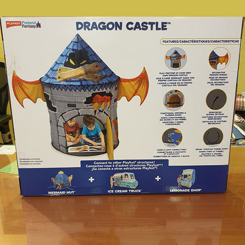Playhut Tent Dragon Castle