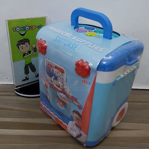 Musical Medical Trolley 3in1
