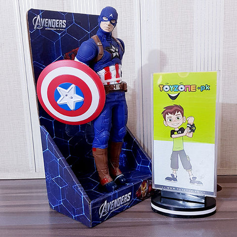 Image of Unbreakable Action Figure - Captain America