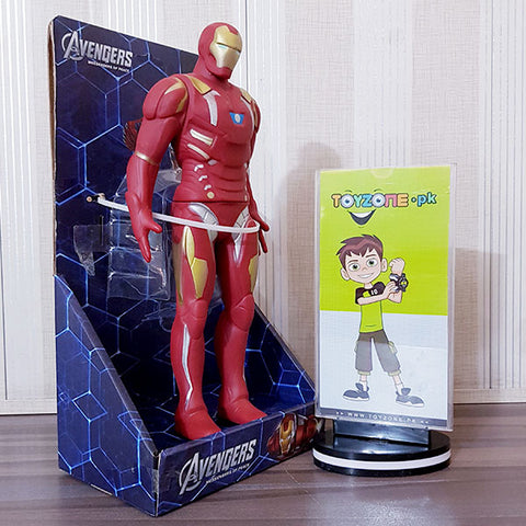 Image of Unbreakable Action Figure - Iron Man