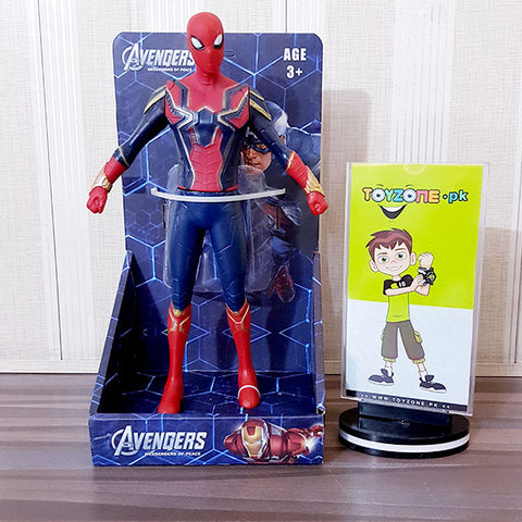 Image of Unbreakable Action Figure - Spider Man