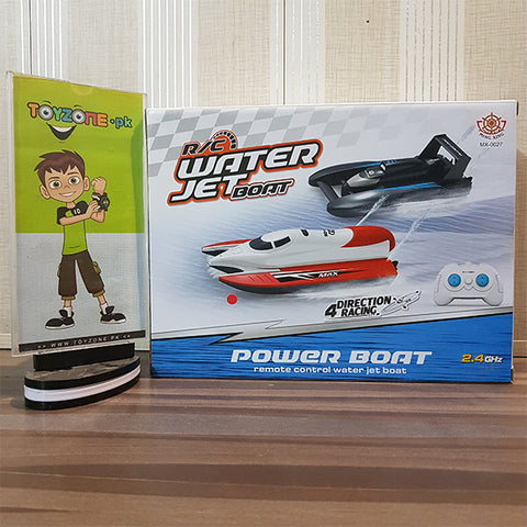 RC Power Water Jet Boat