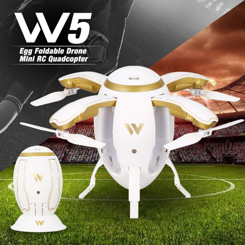 Image of WIFI W5 Flying Egg Drone - STO