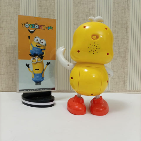 Image of Baby Musical Dancing Duck Toy