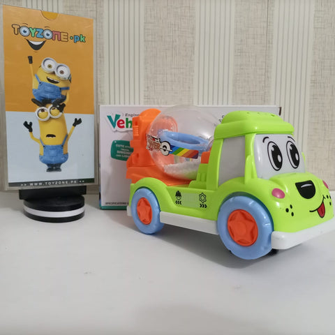 Cute & Styling Musical & Dancing Truck - STO