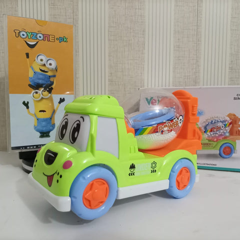 Image of Cute & Styling Musical & Dancing Truck