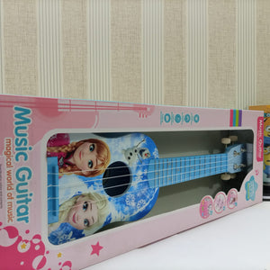 Disney Frozen Melody Musical Guitar With 4 Strings