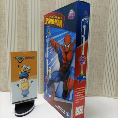 The Amazing Spider-Man Microphone With LED Lights