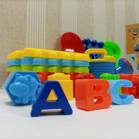 Baby Blocks Shape Sorter Toy | Cube Box |