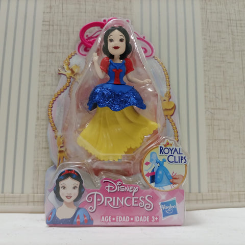 Mini Dolls Disney Princesses