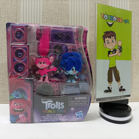 Image of Hasbro Trolls - Rock City Bobble