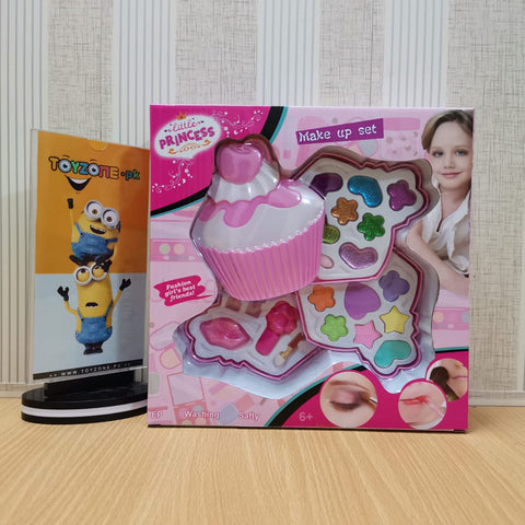 Cupe Cake Shaped Makeup Set