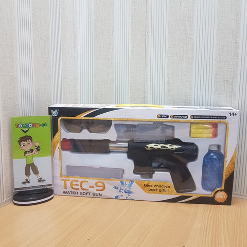 Water Soft Gun Toy For Kids