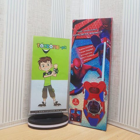 Marvel Spiderman Walkie Talkies
