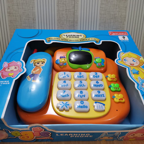 Mitashi Sky Kidz Learning Phone