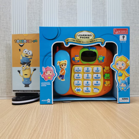 Image of Mitashi Sky Kidz Learning Phone