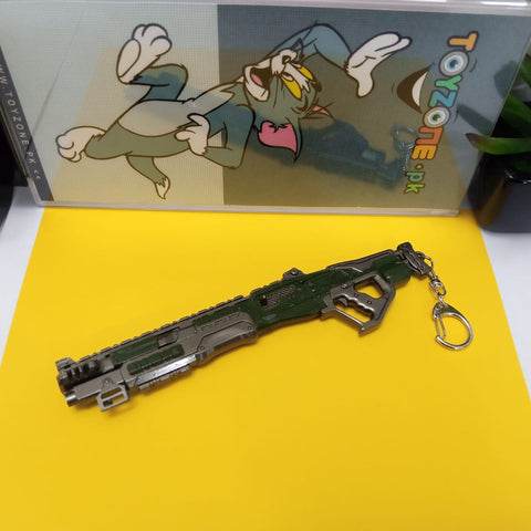 Metal Keychain Carbine Rifle - TZP2