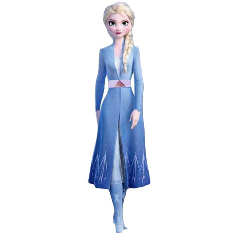 Image of Disney Frozen 2 Elsa Ice Queen Costume - TZP1