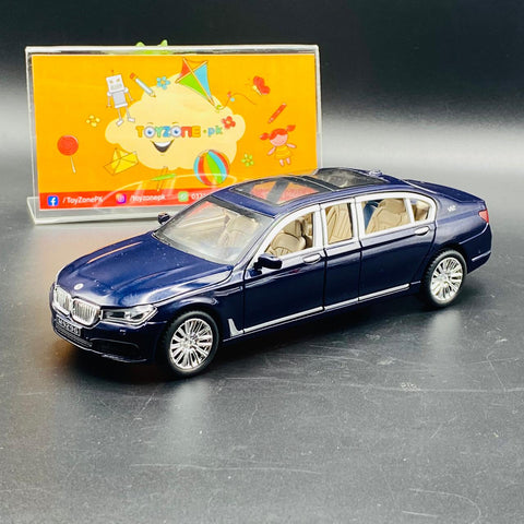 Metal Body Diecast BMW 7 Series 760Li With Light And Sound