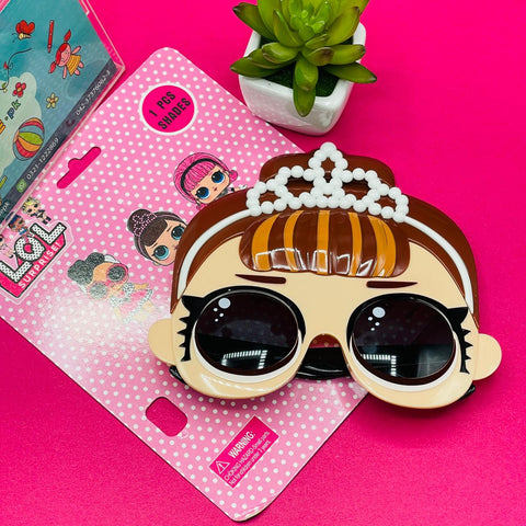 Child Crystal Queen Sunglasses - L.O.L. Surprise!