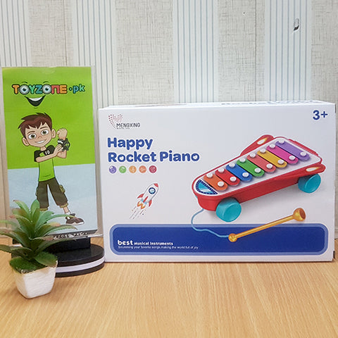 Happy Rocket Xylophone - TZP1