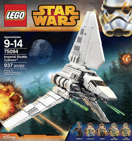 Image of LEGO Star Wars Imperial Shuttle Tydirium Building Kit-75094