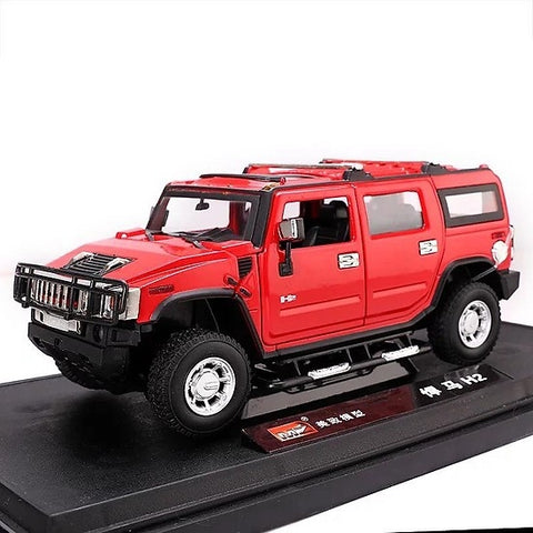 Image of MZ 1:24 Diecast Hummer H2