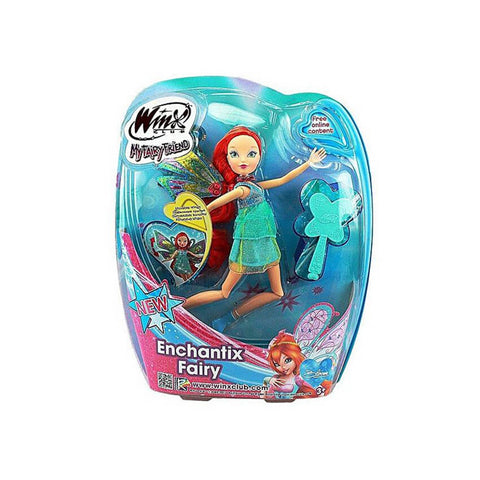 Winx Enchantix Fairy Doll