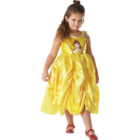 Image of Princess Belle Costume For Girls-1379-122
