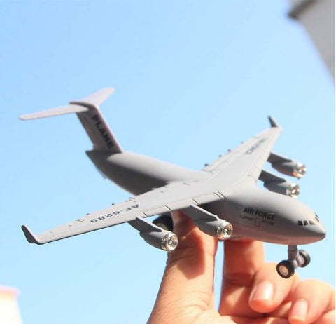 Image of Alloy Die-cast Boeing C17 Transport Plane
