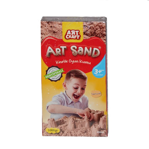 DEDE Art Sand Kinetic Sand Natural 1000 gr