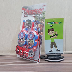 Avengers Walkie-Talkie For Kids