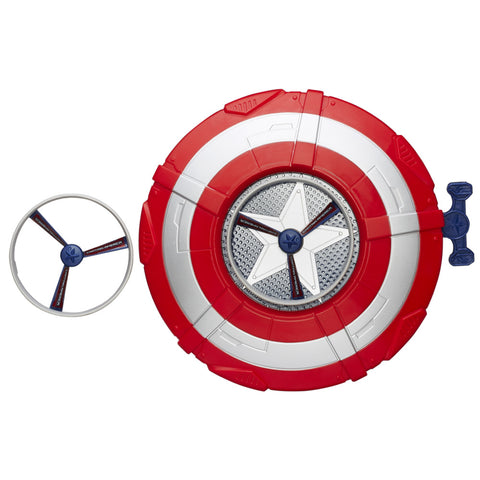 Image of Marvel Captain America Star Launch Shield