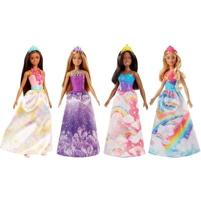Image of Barbie Fairytale Princess Assortment--FJC94