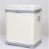 Durable Plastic Hamper Laundry Basket