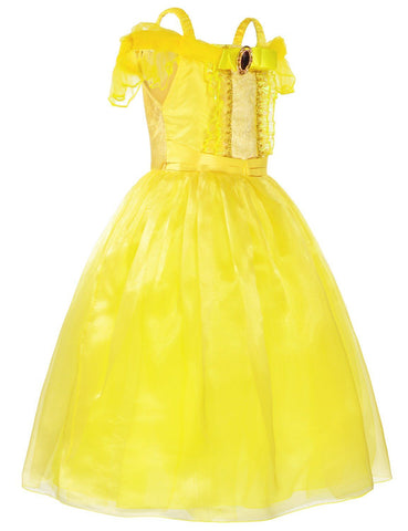Image of Yellow Beauty Princess Costume - STO