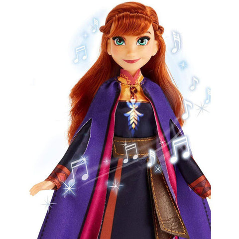Disney Frozen 2 Singing Doll Assorted - Anna, Elsa
