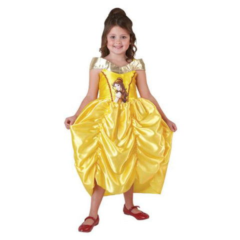 Image of Princess Belle Costume For Girls