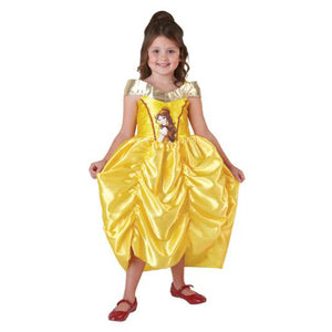 Princess Belle Costume For Girls