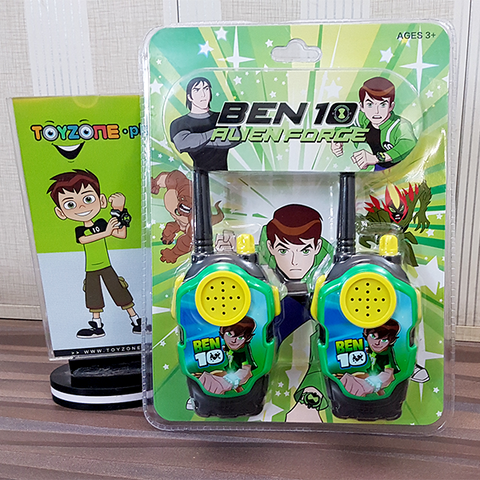 Image of Ben 10 Walkie Talkie-168-5