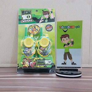 Ben 10 Walkie-Talkie For Kids