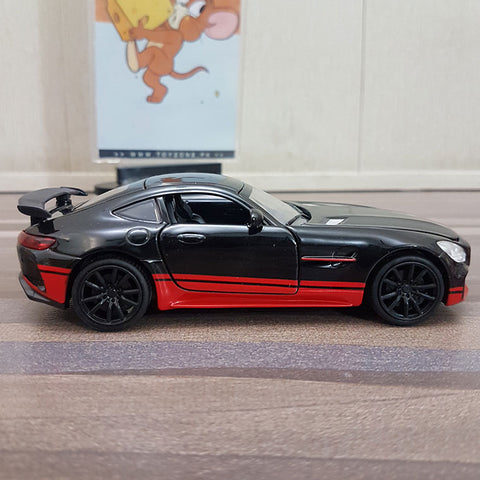 Image of Diecast Mercedes Benz AMG GTR 1:32