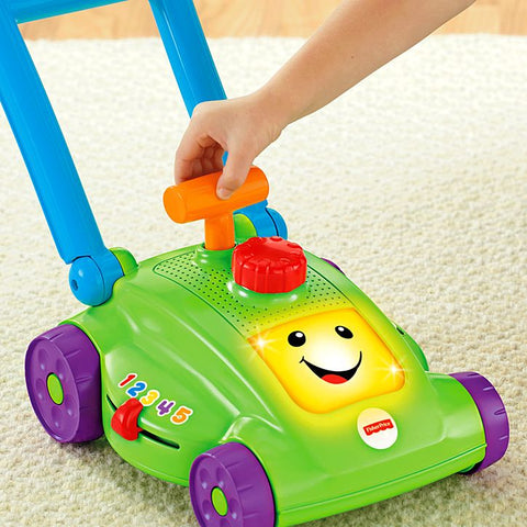 Image of Fisher Price Laugh & Learn® Smart Stages Mower--BFK72