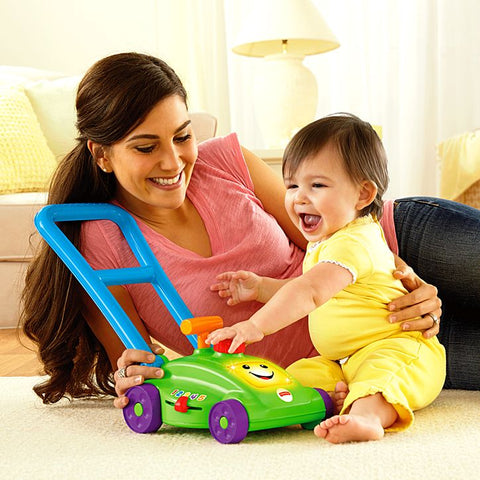 Image of Fisher Price Laugh & Learn® Smart Stages Mower