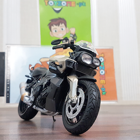 Image of Diecast Model Motorcycle BMW K1800r