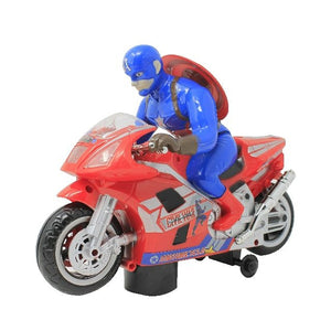 Captain America Civil War Motor Bike