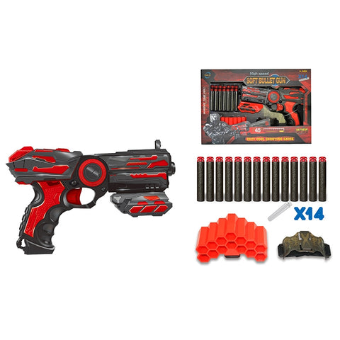 Image of Nerf Soft Bullet Gun